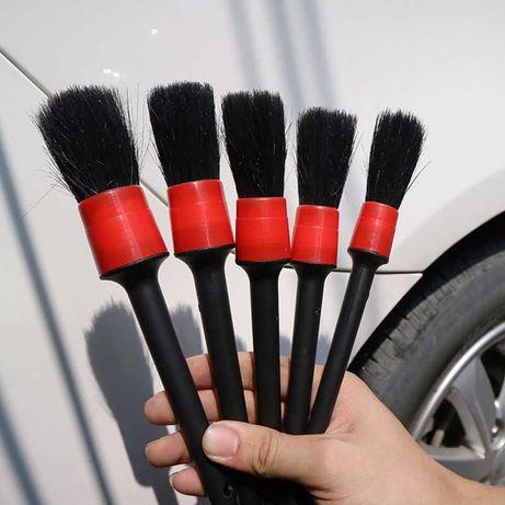 Perii Profesionale pentru curatat interior si exterior Detailing auto