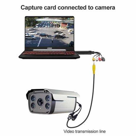 Аудио/Видео адаптор за компютри и лаптопи / PC USB кепчър