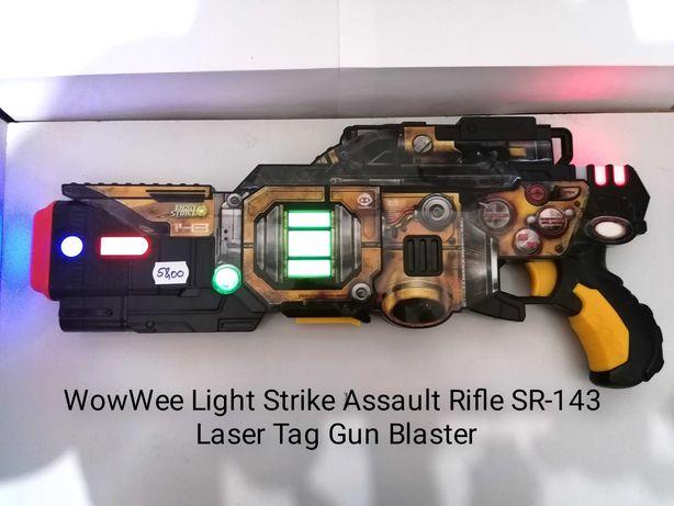 Laser tag gun Blaster wow wee