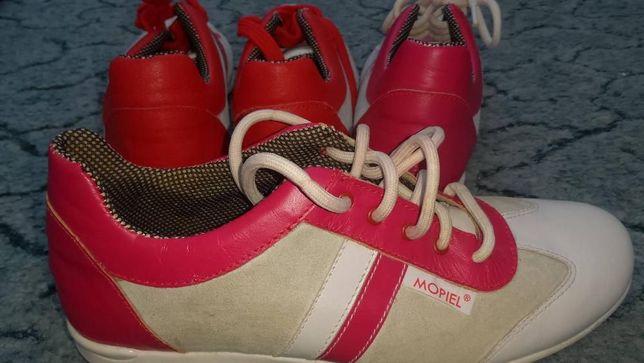 Pantofi Mopiel, produs fabricat in Romania.
