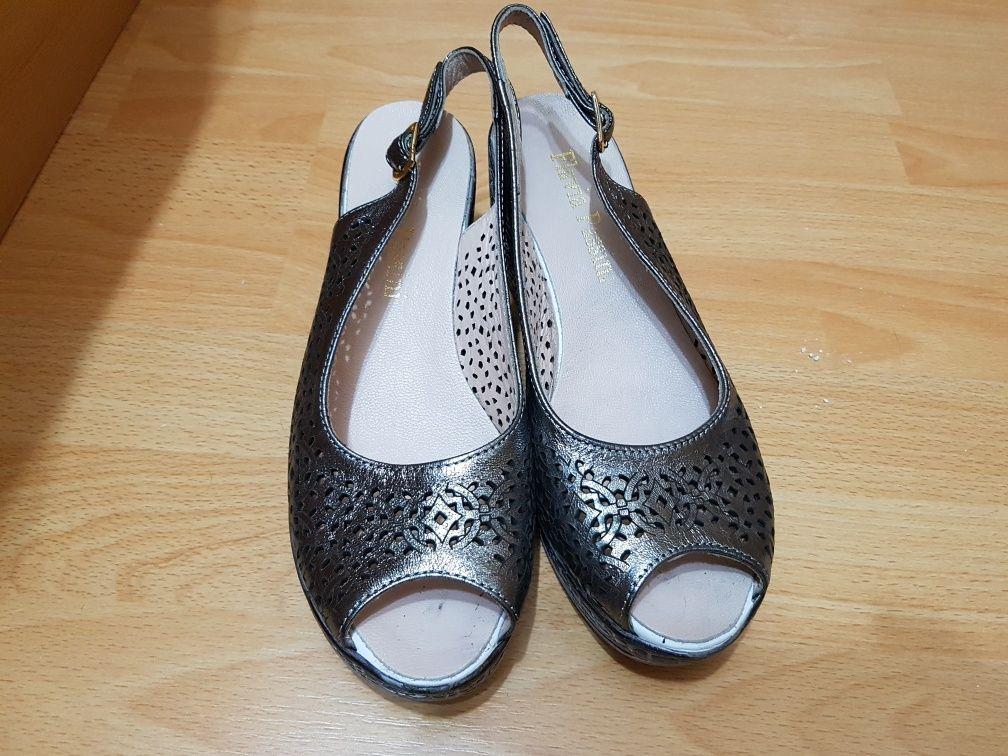 Sandale femei mar 38 din piele Flavia Passini