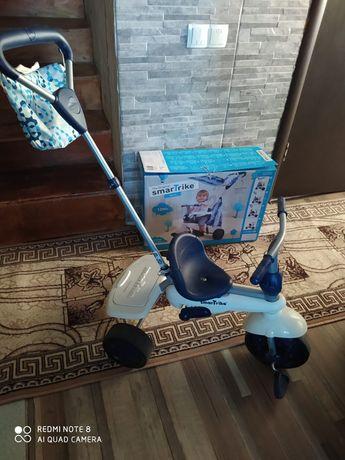 Велосипед SmarTrike Spirit синий для детей недорого