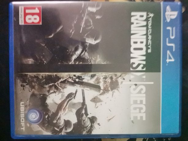 Jocuri ps4, Call of duty, Need for speed, Tom Clancy's Rainbow six