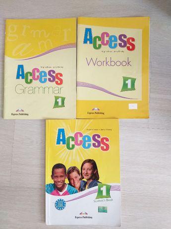 Учебен комплект по англ.език