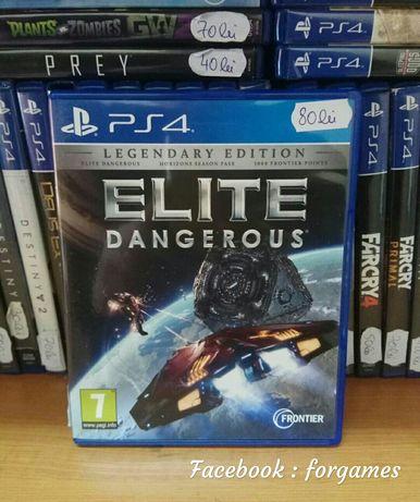 Vindem jocuri PS4 Elite Dangerous PS4, schimb