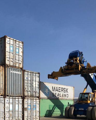 Containere maritime,birou si DEPOZITARE