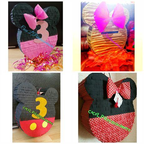 Pinata Minnie si Mickey Mouse