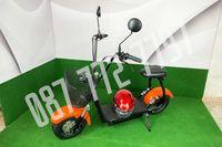 Електрически скутер Харли Harli 1200W+ аксесоари, каска и 2 г гаранция