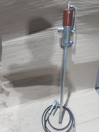 Pompă pneumatica vaselină