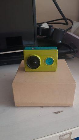 Видеокамера Xiaomi YI Sport Standard Edition зеленый
