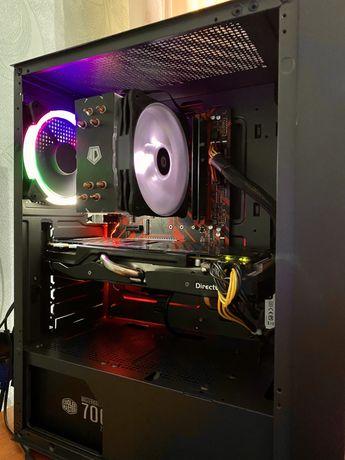 Игровой компьютер Ryzen 5 16Gb SSD GTX