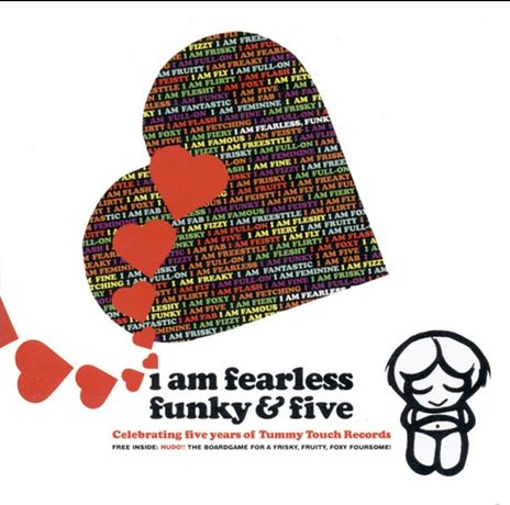 I Am Fearless Funky & Five Cd