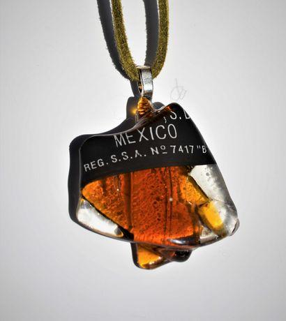 Медальоните са изработени от мурано стъкло. Красив подарък . Варна