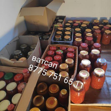 Заготовки на зиму, соленья, огурцы, помидору, лечо, кобра