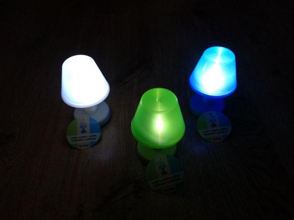LED лампи мини 2лв
