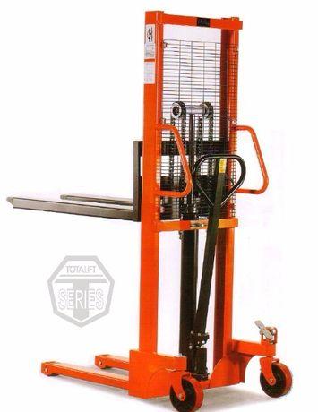 Високоповдигачи (стакери) ръчни хидравлични и електрически