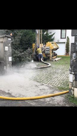 Foraje Puturi de apă Foraje geothermale Pompe de caldura