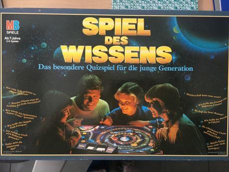 Spiel des Wissens - настолна семейна игра