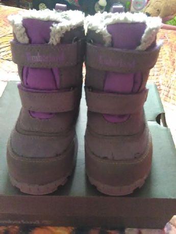Детски зимни ботушки-Timberland