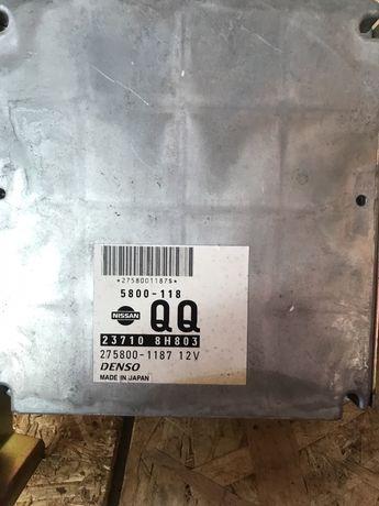 ECU/Calculator motor/Nissan X-trail T30 2.2