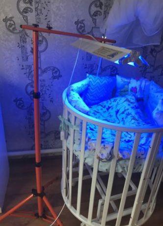 Фотолампы для новорожденных.Доставка, установка,консультация бесплатно