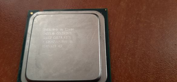 Intel® Celeron® Processor E3400