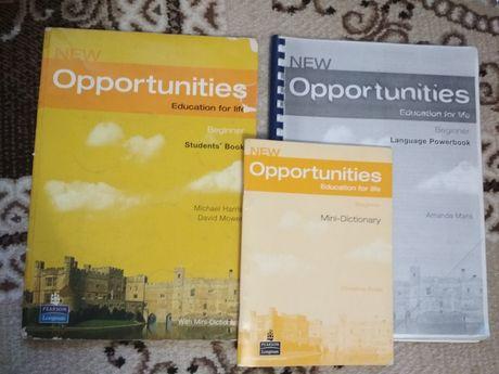 New Opportunities beginner