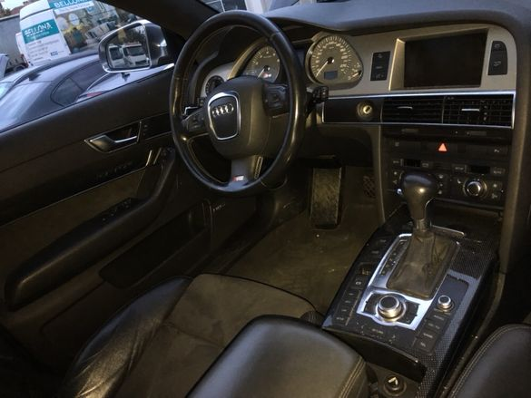 Audi S6 5.2 V10 435кс На Части Carbon ауди с6 гр. Пловдив - image 4