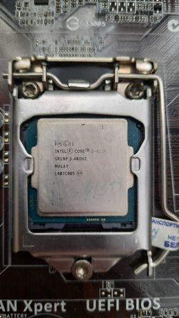 Продаю, Комплект из: материнской платы,процессора и оперативная памяти
