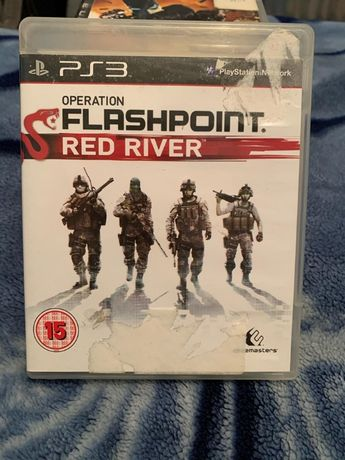 Operation Flashpoint Red River PS3 - Playstation 3 - PS 3