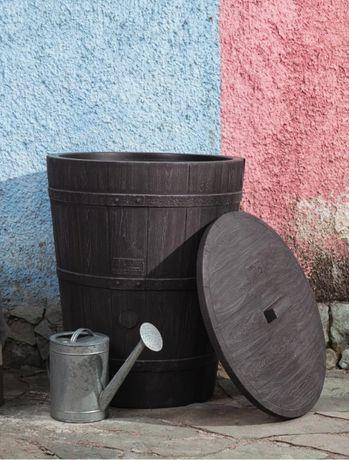 Емкость, бочка декоративная Рустик, бочка, резервуар 300 литров