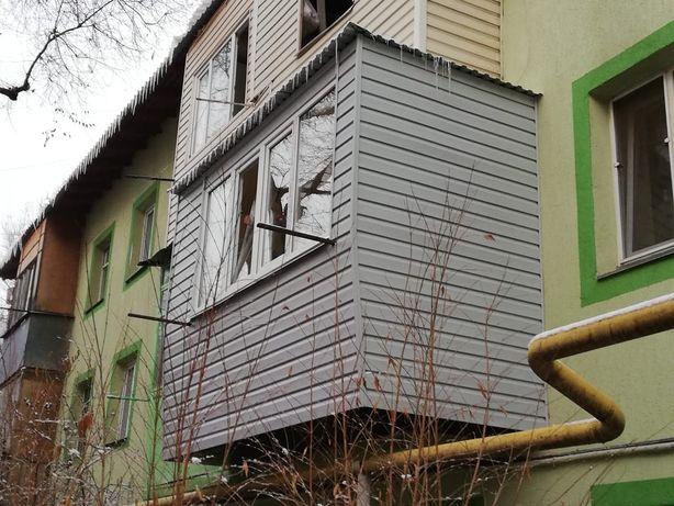 Утепление и ремонт балконов и лоджий