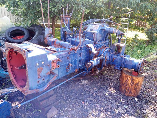 Dezmembrez tractor Same Leopard 4x4.     85cp