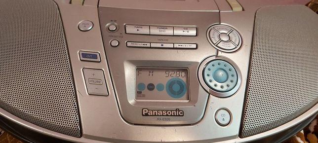 Radiocasetofon cd Panasonic-RX-ES20 - boombox - CD Specs