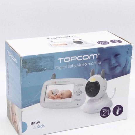Topcom KS-4248, Monitor Bebelus, Detectie Voce, Alarma Temperatura