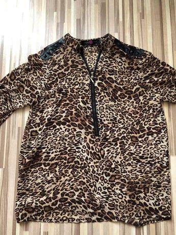 Риза с принт fabrizia