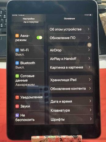 Продам телефон Планшет IPAD MINI 5 WIFI 4G LTE 64GB или обмен