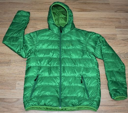 Geaca barbati puf JACK WOLFSKIN 54/56 XL cuin 700 transport inclus