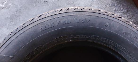 Зимни гуми мишелин размер 235/65 R17
