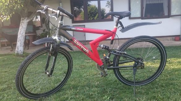 Продавам здрав планински бегач колело