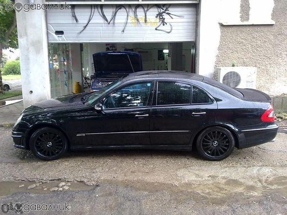 Джанти CARLSSON+Гуми Mercedes Е и S класа-18 цола