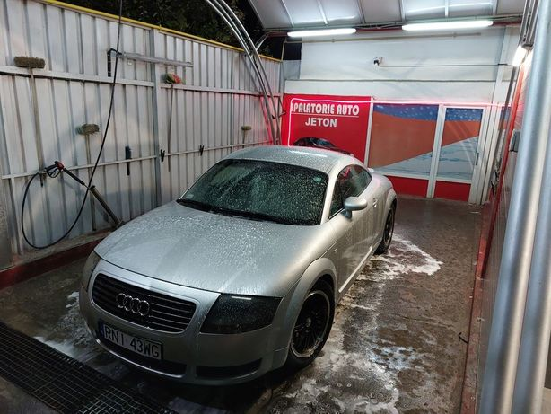 Audi tt 1.8 turbo