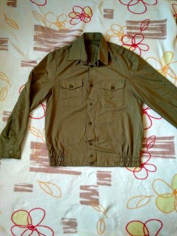 Рубашка на НВП (начальная военная подготовка )