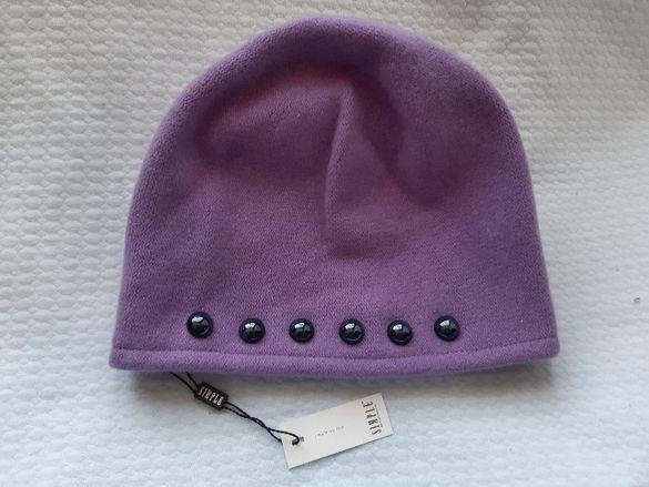 нови шапки 100% wool/ вълна