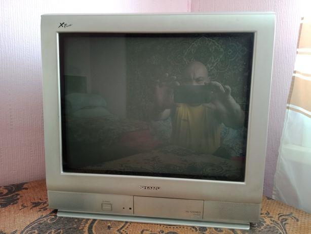 Телевизор Sharp,стерео, производство Тайвань