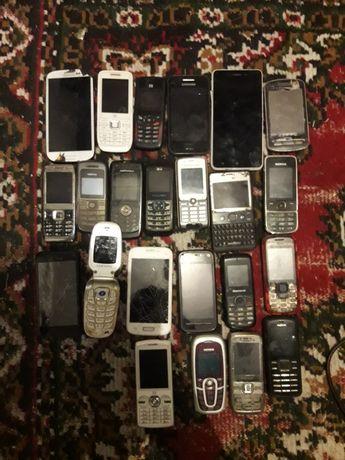 Телефоны на запчясти