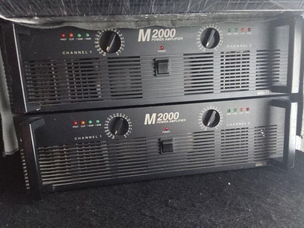 Усилители inter.m.2000. Rolenz dp4000.rolenz dmp900