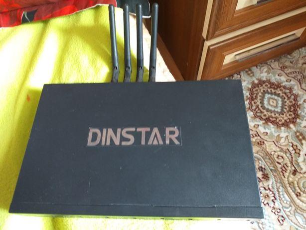 GSM шлюз Dinstar