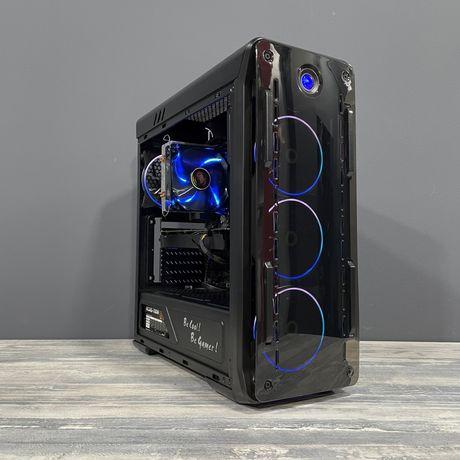 Игровой компьютер core i7 9700/RX 570/16gb ram