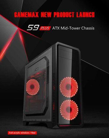 Продам системный блок c монитором. z77, i7, 16Gb, 700w.